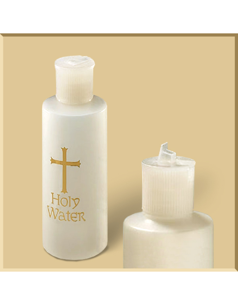 4 oz. Holy Water Bottle