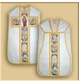 Sacred Heart Roman Low Mass Set - Various Colors