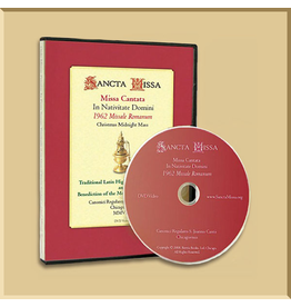 DVD - Latin High Mass and Benediction