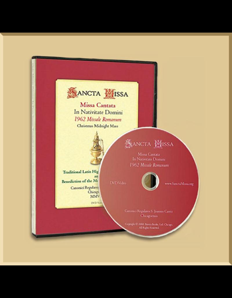 DVD - Latin High Mass and Benediction