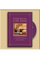 DVD - Pontifical Low Mass with Booklet