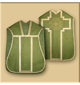 Roman Low Mass Set III - All Liturgical Colors