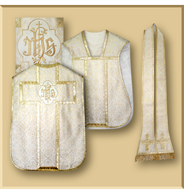 Roman Low Mass Set IV - All Liturgical Colors
