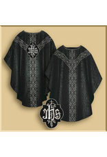 Semi-Gothic Low Mass Set in Damask-All Liturgical Colors