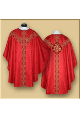 Semi-Gothic Low Mass Set with Velvet Orphreys - Various Colors