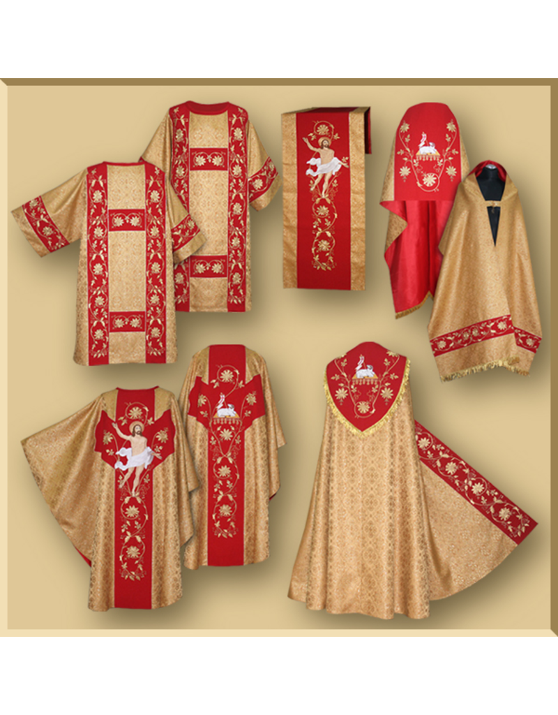Resurrection High Mass Set