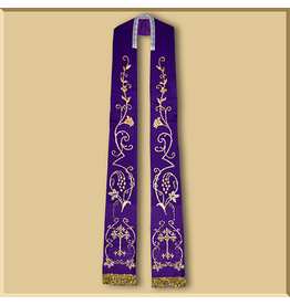 Gothic Stole II- Various Colors