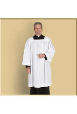RJ Toomey Square Neck Clergy Surplice