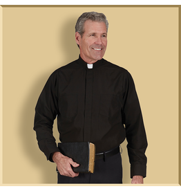 RJ Toomey Long Sleeve Clergy Shirt