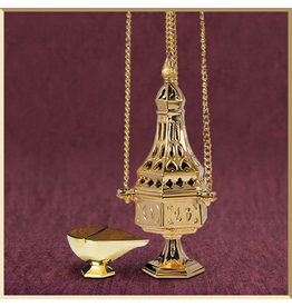 French Censer with Boat