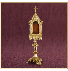 Large Cathedral Alcove Reliquary with Cross