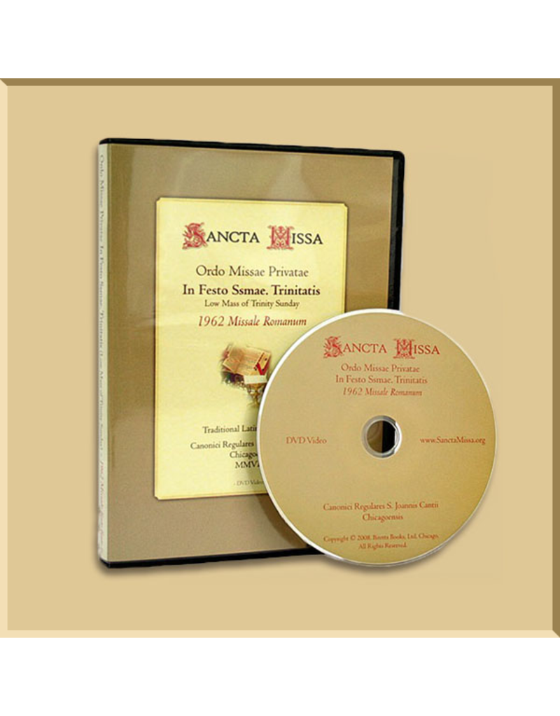 DVD - Traditional Latin Mass