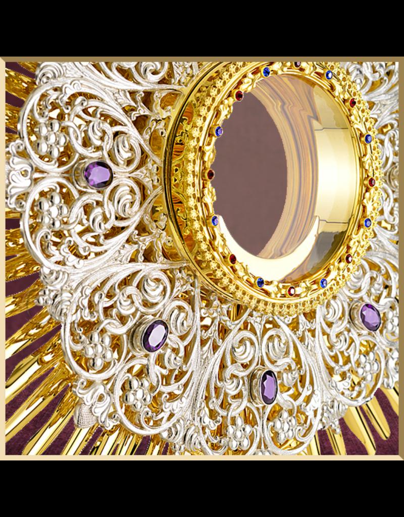 Jeweled Traditional Monstrance
