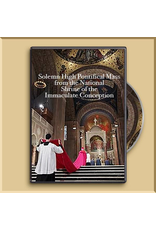 DVD - Solemn High Pontifical Mass from the National Shrine of the Immaculate Conception