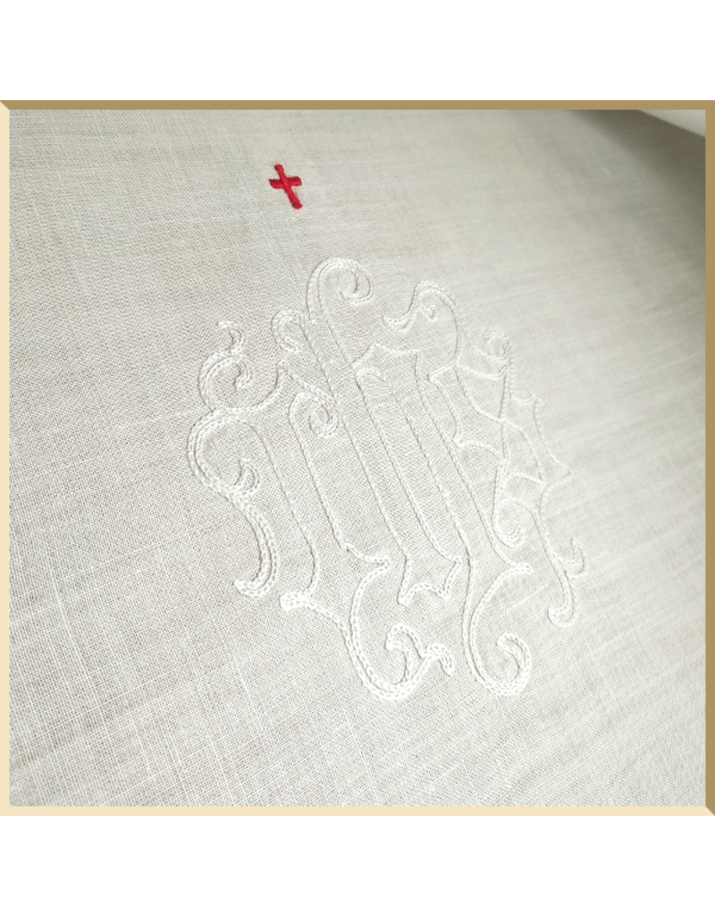 Embroidered Amice