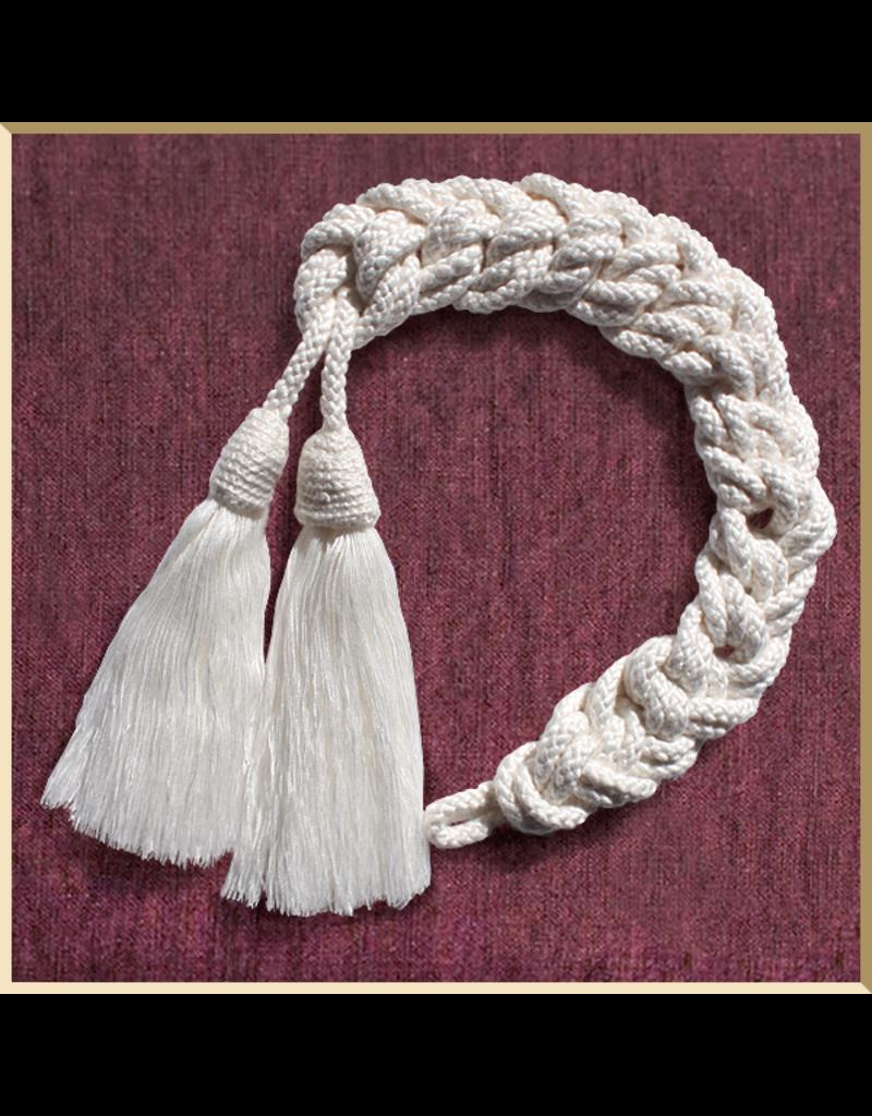 Hand-Braided Silk Cincture
