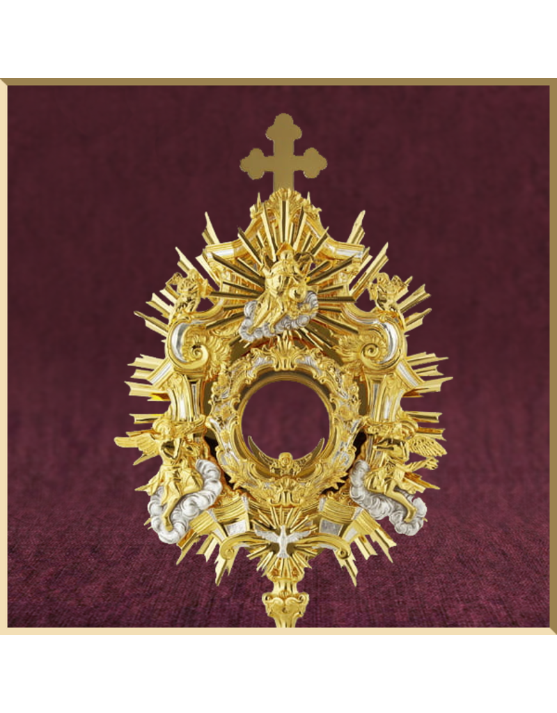 Baroque Style Monstrance I