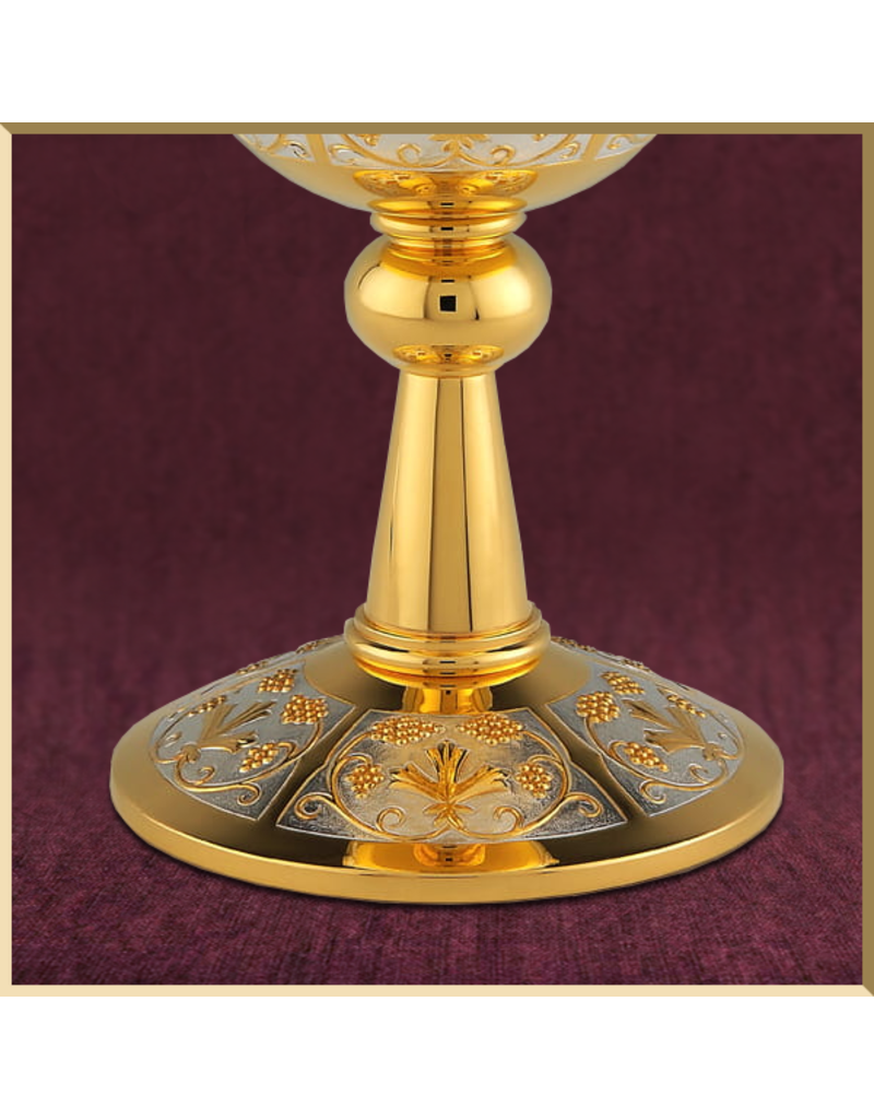 Traditional Chalice II with Paten &  Case
