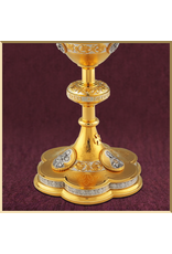Traditional Chalice IV with Paten & Case