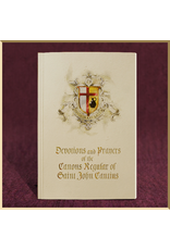 Prayers & Devotions of the Canons Regular of St. John Cantius