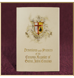 Limited Edition: Prayers & Devotions of the Canons Regular