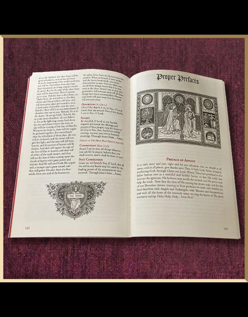 Biretta Books Latin Mass Companion - a new easy to follow missal
