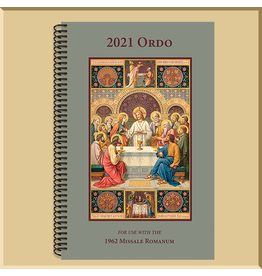 2021 Ordo for the 1962 Missale Romanum