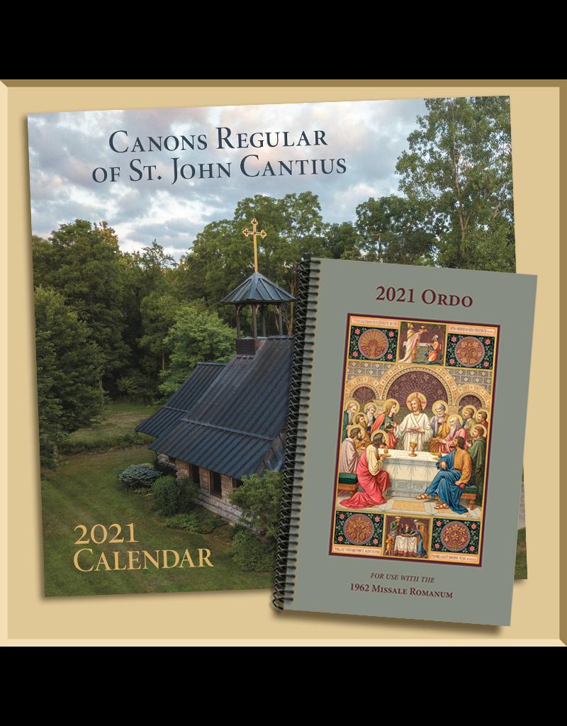 Biretta Books 2021 Ordo & Calendar Combo