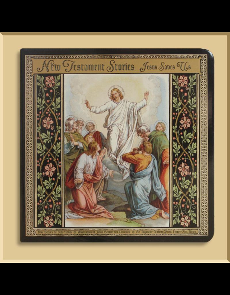 New Testament Stories: Jesus Saves Us
