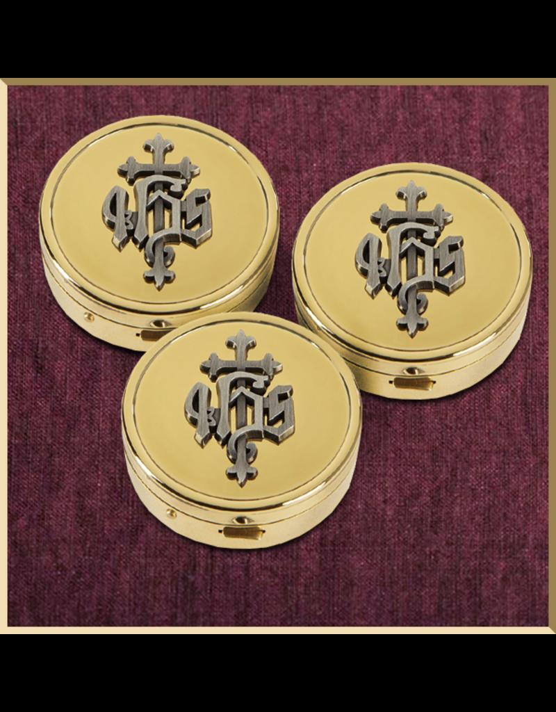 Sudbury Brass Three IHS Pyxes