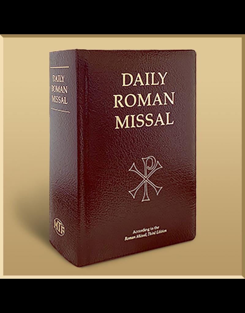 Roman Daily Missal, 7th Ed., Standard Print