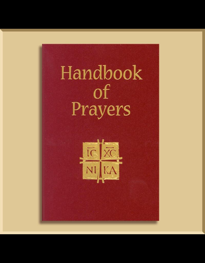 Handbook of Prayers