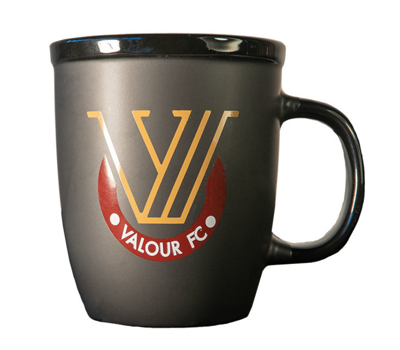 Valour Mark Cafe Au Lait Mug