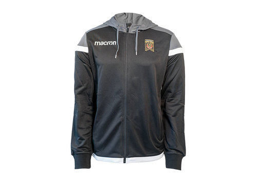 Macron Youth Travel Hooded Polytop