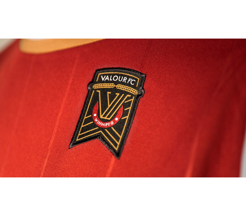 Youth Authentic 2020 Valour FC Home Jersey