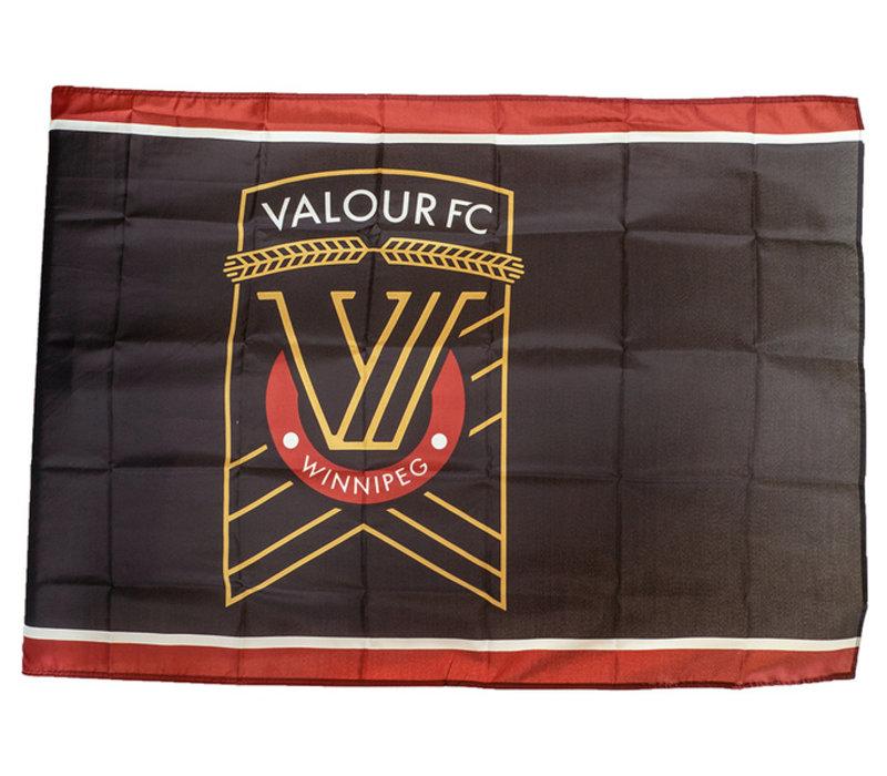 Valour FC 3x5 Flag