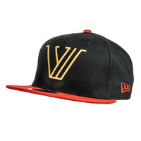 9Fifty Gold V Snapback
