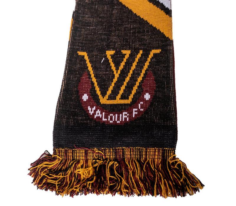 2019 Inaugural Valour FC Scarf