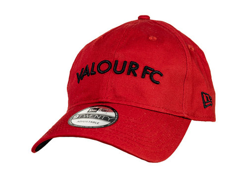 New Era 9Twenty Valour FC Wordmark Cap