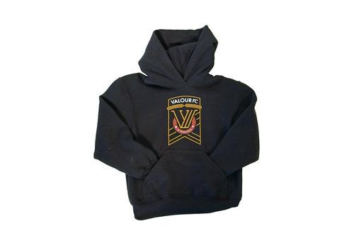 ESA Youth VFC Crest Black Pullover Hoodie