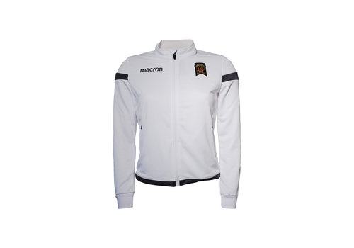 Macron Away Anthem White Jacket
