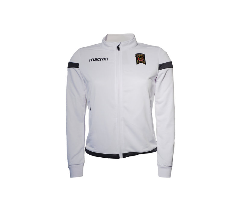 Away Anthem White Jacket
