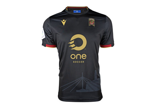 Macron Customizable Authentic 2020 Valour FC Youth Away Jersey