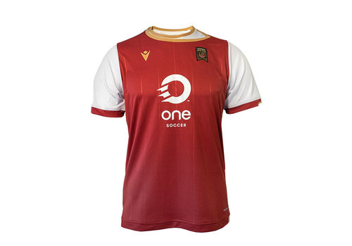 Macron Customizable Authentic 2020 Valour FC Home Jersey