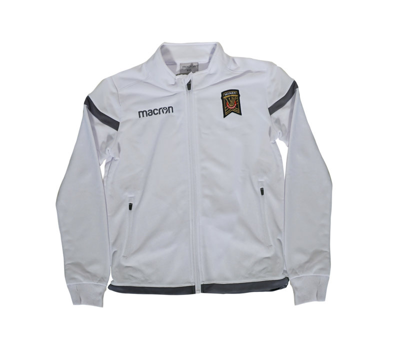 Youth Away Anthem White Jacket