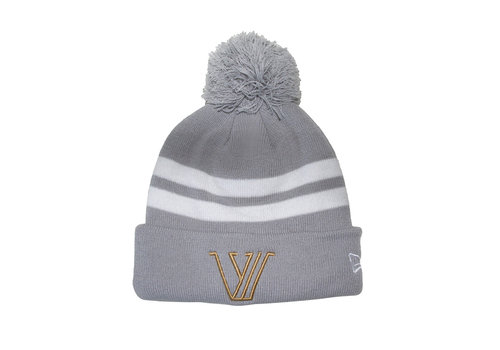 New Era Valour FC Grey Topstripe Toque