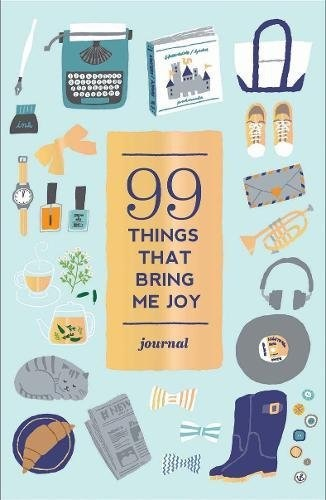 99 things that bring me joy journal-1