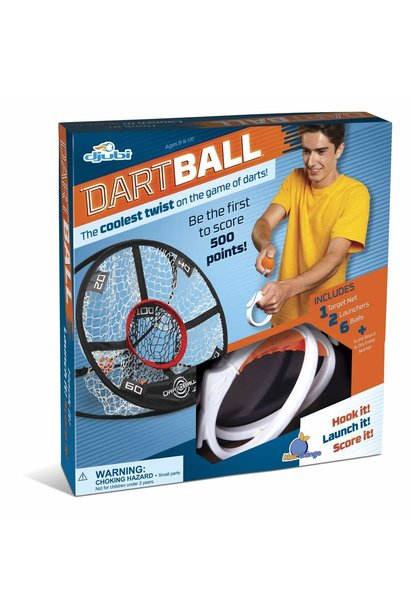 dart ball game