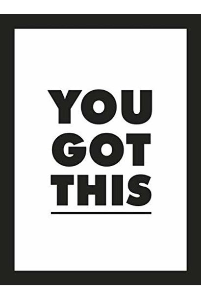 you got this book