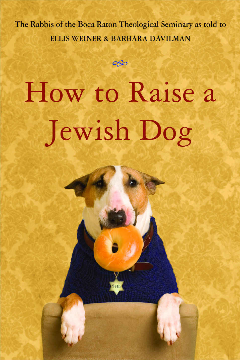 how to raise a jewish dog book-1